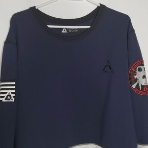 💥 4/$25 Control Sector Jersey